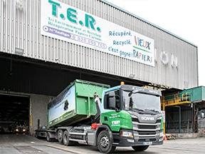 Acquisition de Tri Environnement Recyclage