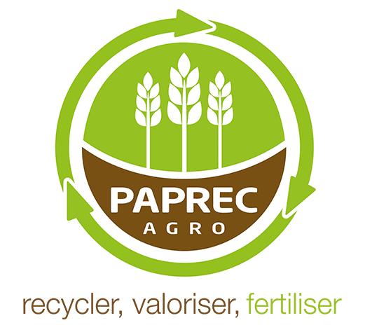 Logo de Paprec Agro, filiale de Paprec Group