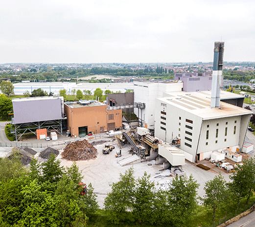 La gestion des UVE et des centrales biomasse