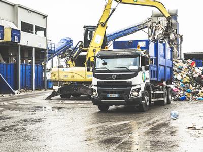 Les déchets industriels dangereux