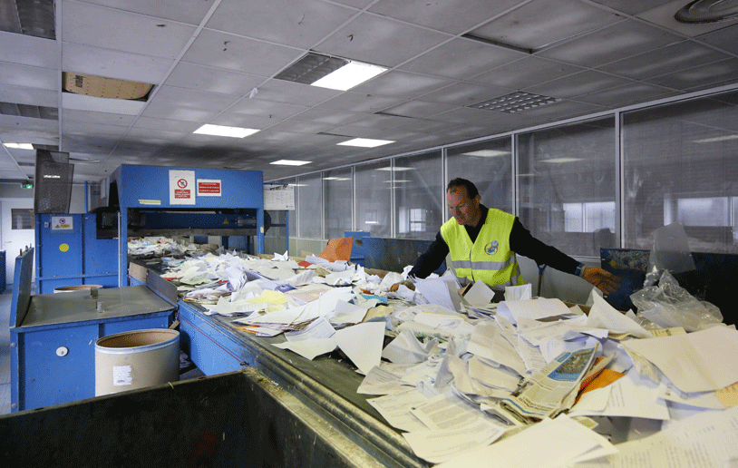 Recyclage_Papier_Carton_Processus_Etapes