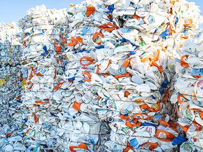 Le tri des plastiques