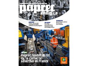 Le nouveau numéro du Paprec Mag est disponible