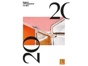Découvrez notre rapport développement durable 2020