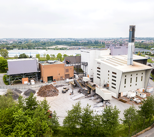 Management of waste-to-energy and biomass plants