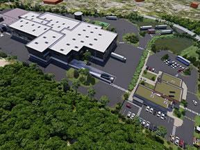 Paprec conçoit une usine de valorisation des déchets ultimes pour le Syndicat des Portes de Provence