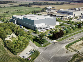 Spl tri berry nivernais has chosen paprec to create and manage its selective collection sorting centre