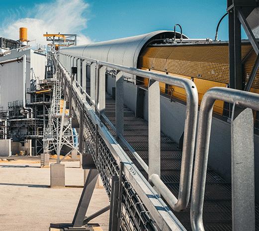Gestión de plantas de valorización energética y centrales de biomasa