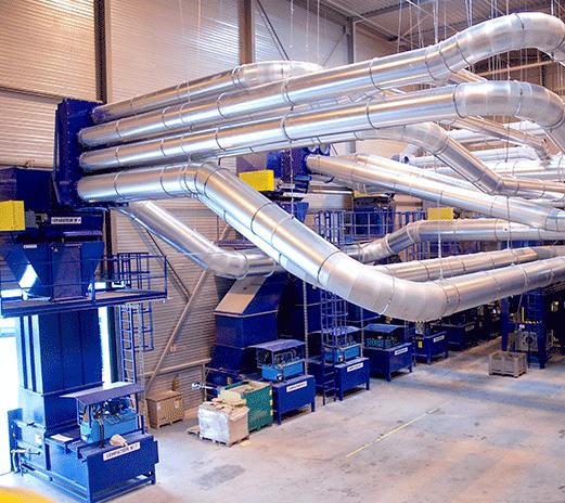 Diseño, instalación y mantenimiento de equipos técnicos