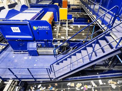 Gestión de instalaciones para residuos no peligrosos