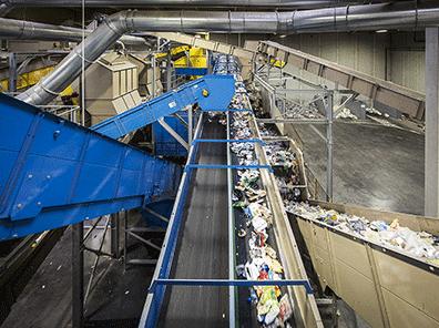 Die Herausforderungen des Recyclings der Zukunft