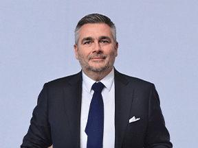 Ernennung von Olivier Beau